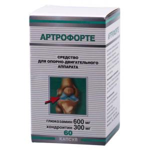 Артрофорте, 60 капсул