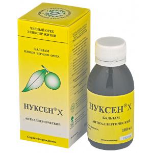 Бальзам Нуксен X Антиаллергический, 100мл