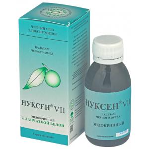 Бальзам Нуксен VII Эндокринный, 100мл