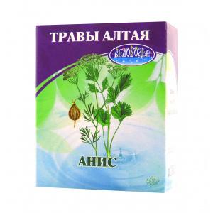 Анис звездчатый семена, 50 г