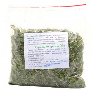 Герань луговая (трава), 50гр