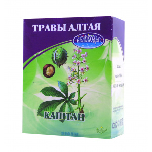 Каштан конский (плоды), 50гр