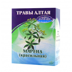 Марена красильная (корень), 50гр