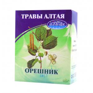Лещина лист (орешник), 50гр