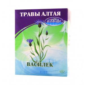 Василек синий цвет (бутоны), 25гр