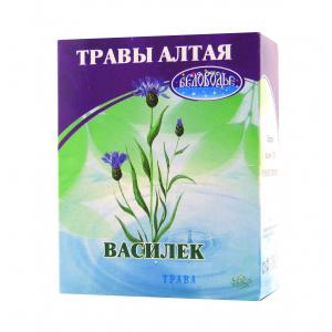 Василек синий (трава), 25гр