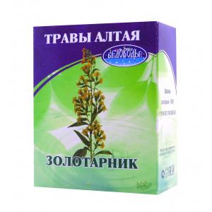 Золотая розга - Золотарник (трава), 50 г