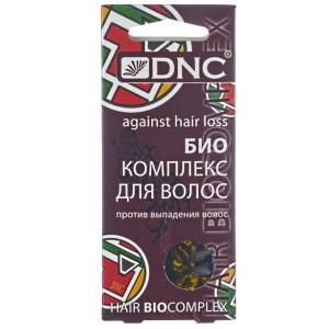 ДНЦ Биокомплекс против выпадения волос, 3 шт по 15 мл