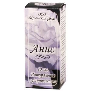 Эфирное масло Анис, 10мл