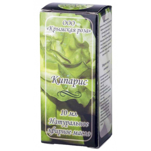 Эфирное масло Кипарис, 10мл