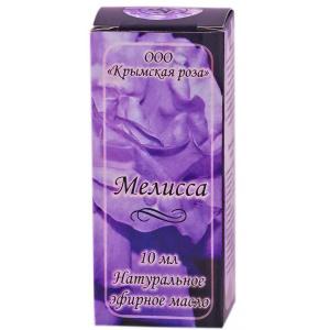 Эфирное масло Мелисса, 10мл