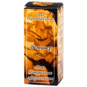 Эфирное масло Ветивер, 10мл