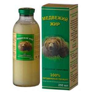Медвежий жир, 250мл