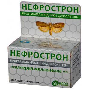 Нефрострон с восковой молью - Доктор Корнилов, 56 капсул
