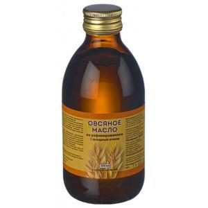 Овсяное масло (нерафинированное)
