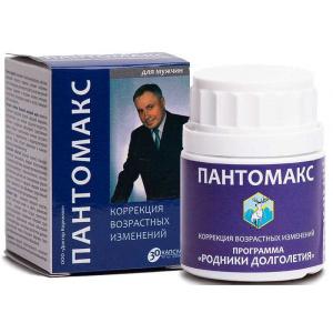 Пантомакс для мужчин - Доктор Корнилов, 30 капсул