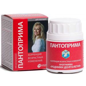 Пантоприма для женщин -  Доктор Корнилов, 30 капсул