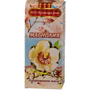 Парфюмерное масло Магнолия, 10мл