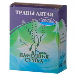 Пастушья сумка обыкновенная (трава), 50гр