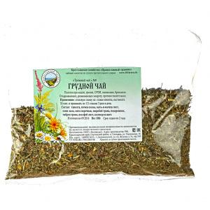 Сбор трав - Грудной чай, 100 г