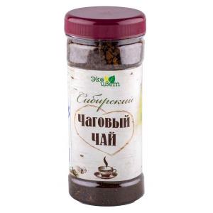 Чаговый чай антиоксидантный без добавок, 90 г