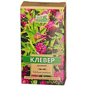 Клевер луговой (трава и цветки), 50гр