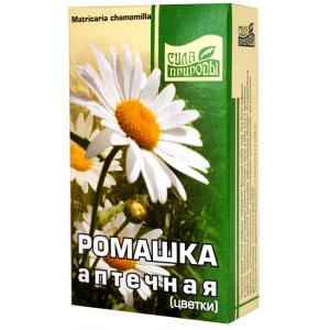 Ромашка аптечная цветки, 50 г