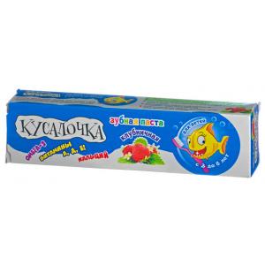 Кусалочка зубная паста для детей, 50 мл