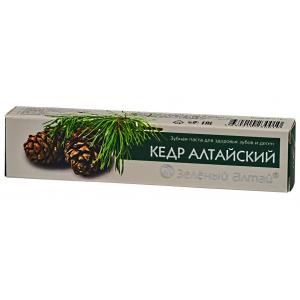 Зубная паста Кедр Алтайский, 75 мл