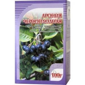 Арония (черноплодная рябина, плоды), 100 г