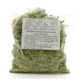 Астрагал шерстистоцветковый (трава), 25 г