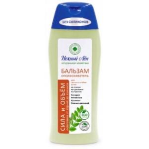 Бальзам-ополаскиватель Сила и Объём для тонких и слабых волос, 250мл