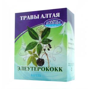 Элеутерококк (корень), 50гр