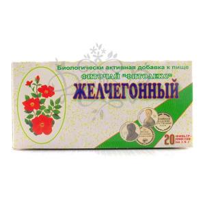 """Фиточай желчегонный """"Фитолекс"""" в фильтр-пакетах"""