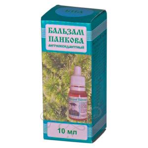 Глазные капли - Бальзам Панкова антиоксидантный (БПА), 10мл