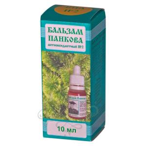 Глазные капли - Бальзам Панкова антиоксидантный (БПА№2), 10мл