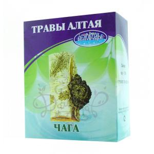 Гриб Чага (березовый гриб), 50гр