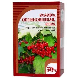 Калина обыкновенная (кора), 50гр