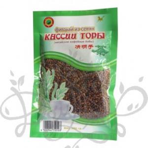 Фиточай из кофейных бобов (семян Кассии Торы), 100 г