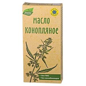 Масло Конопляное (пищевое), 100мл