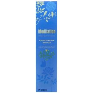 Медитация - натуральные аромапалочки, 12шт