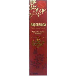 Нагчампа - натуральные аромапалочки, 12шт