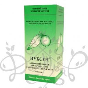 Нуксен (из плодов черного ореха), 100мл