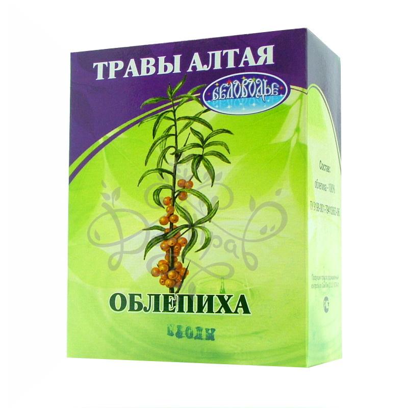 Облепиха. Купить в магазине трав в Москве.