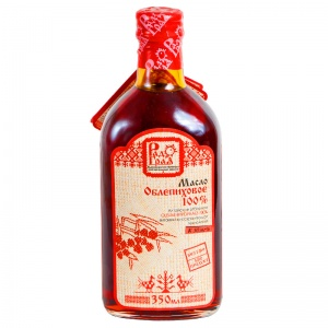 Облепиховое масло (100%), РАДОГРАД, 350мл