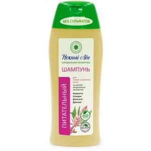 Питательный шампунь для тонких и слабых волос, 250мл