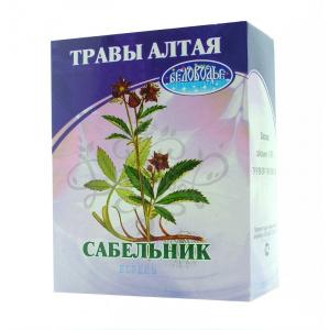 Сабельник (корень) (декоп), 50гр