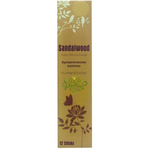 Натуральные благовония с эфирным маслом Сандала