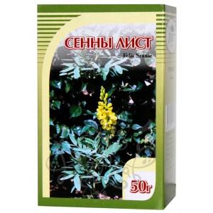 Сенна (листья), 50гр