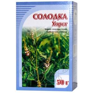 Солодка (корень), 50гр